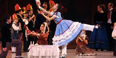 Free Nutcracker Preview for Families and Story Time