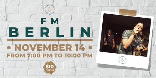 The Muse present FM Berlin & Friends