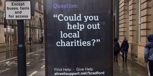 'Homelessness in Bradford: A City Conversation' Volunteering Fair
