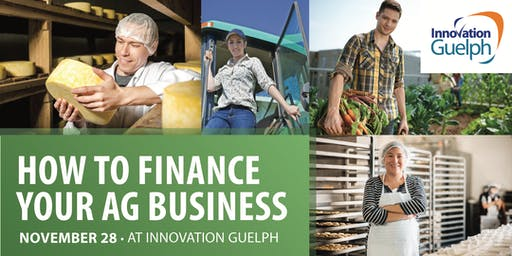 How to Finance your Ag Business