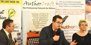 New Writer Networking event - All welcome!