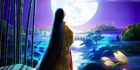 Les 13 Mères-Veilleuses : Septembre /La Femme du Soleil Couchant