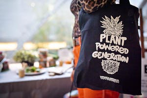 Feel the Plant-Based Power at Vevolution 2019