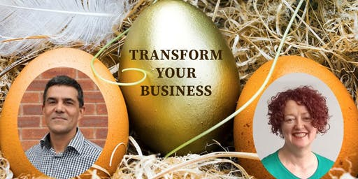Transform Your Business In A  Day