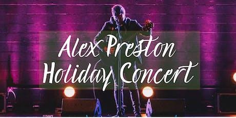 Alex Preston Annual Holiday Concert tickets