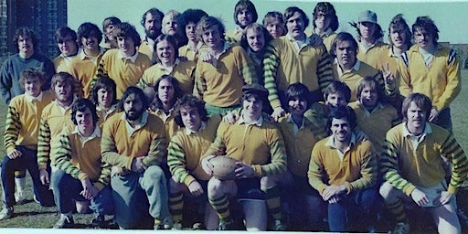Fifty Filfthy Years of Brockport Doggies Rugby