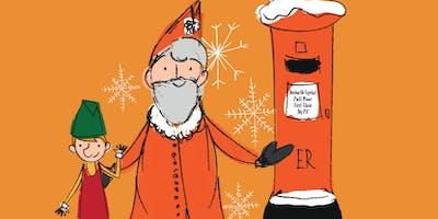 Amser Stori gyda Siôn Corn |  Storytime with Santa