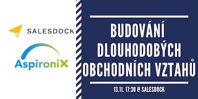 SALESDOCk SalesChat s J.Pavlíčkem - Budování dlouhodobých obchodních vztahů