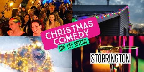 Christmas Comedy - Storrington's Big One!! tickets