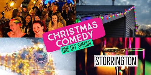 Christmas Comedy - Storrington's Big One!!