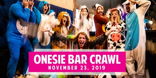 Kearney Onesie Bar Crawl