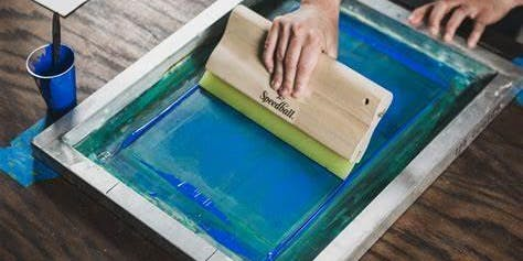 Arty Party Screen Printing