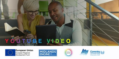 Focus Digital - YouTube Workshop tickets