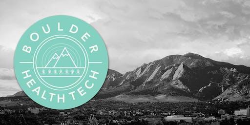 Boulder Health Tech Meetup #3 | November 13