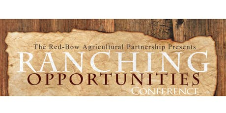 Ranching Opportunities tickets