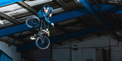 Round 4 - Backyard Jam BMX Amateur qualifier - Asylum, Sutton In Ashfield