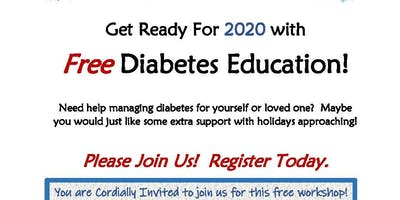 Free Diabetes Education Program