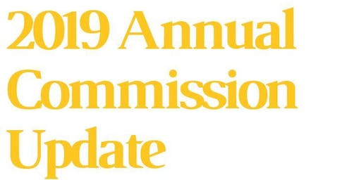2019 Annual Commission Update- Presented  By Chicago Title