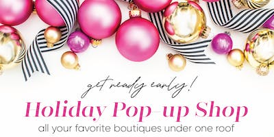 Holiday Pop-Up Shop at The Shoe Hive