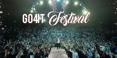 GO4IT FESTIVAL 2020 Vorregistrierung
