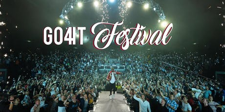GO4IT FESTIVAL 2020 Vorregistrierung Tickets