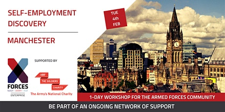 Self Employment Discovery Workshop: Manchester tickets