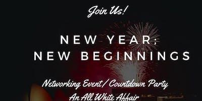 New Year; New Beginnings
