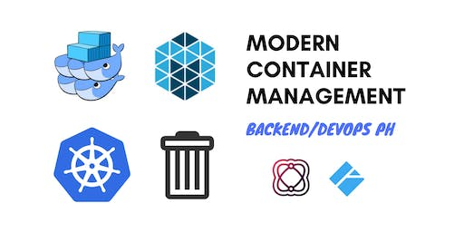 BackEnd/DevOps PH - Modern Container Management