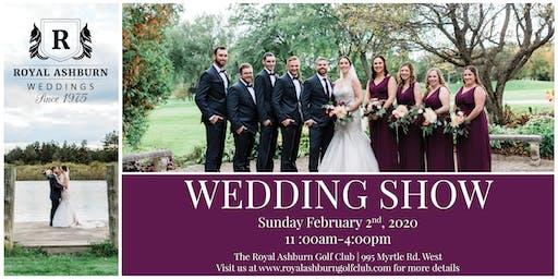 Royal Ashburn Wedding Show
