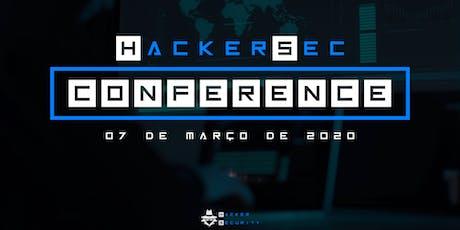 HackerSec Conference 2020 ingressos