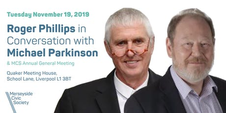Roger Phillips in Conversation with Michael Parkinson tickets