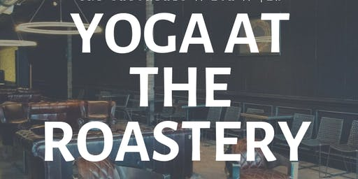 Yoga at the Roastery