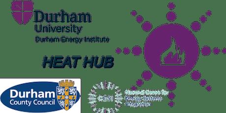 Durham Heat Hub - Launch Workshop tickets