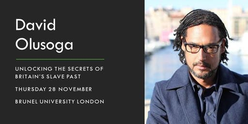 David Olusoga: Unlocking the Secrets of Britain's Slave Past