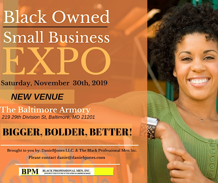 The Black Owned Small Business Expo image