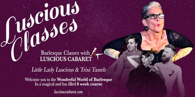 Sept: 8 Week Beginners Burlesque Course