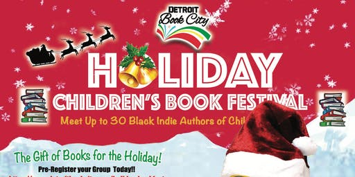 DBC's Holiday Children's Book Festival 2019