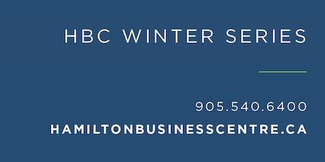 Winter Series - Websites 101 tickets