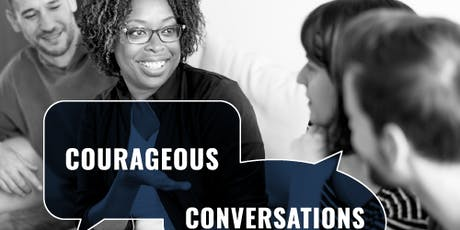 EVERGY PRESENTS COURAGEOUS CONVERSATIONS - COMING TO THE TABLE: TOOLS FOR MAKING IT EASIER TO BUILD CROSS-RACIAL FRIENDSHIPS tickets