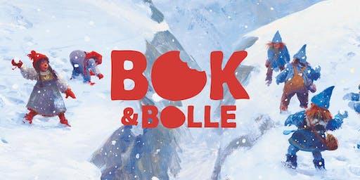 Kl. 13:00 Bok&Bolle: Blåtimen