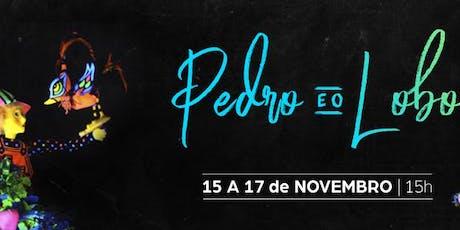 Desconto: Pedro e o Lobo, da Cia Imago, no Teatro Opus ingressos