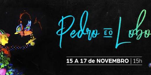 Desconto: Pedro e o Lobo, da Cia Imago, no Teatro Opus