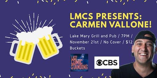 LMCS Present: Carmen Vallone!