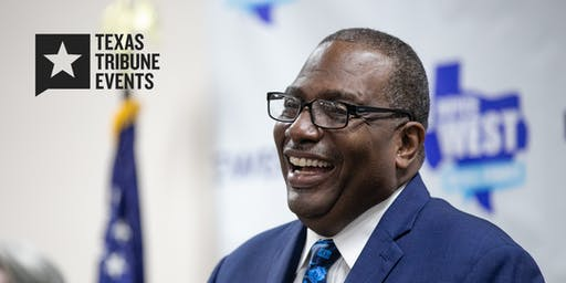 A Conversation with State Sen. Royce West, Candidate for U.S Senate