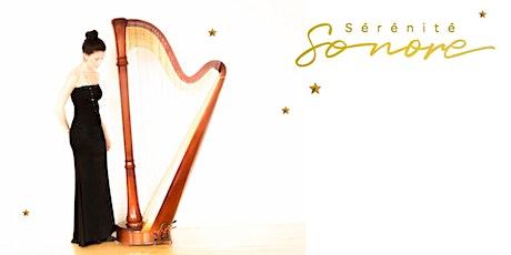 Magie de Noël  -  Annabelle Renzo, harpe billets