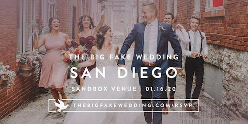 The Big Fake Wedding San Diego