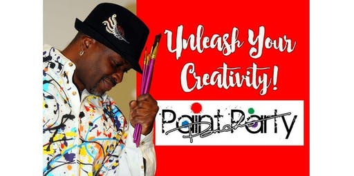 Poncho Paint Party #21 (12-20-2019 starts at 8:00 PM)