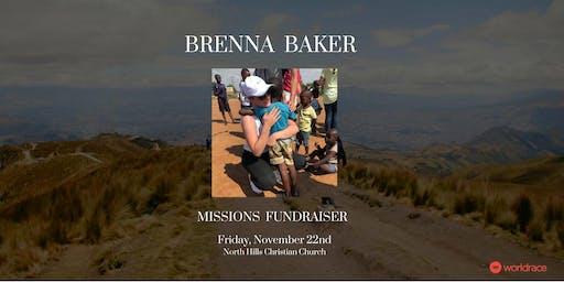Brenna Baker Fundraising Event