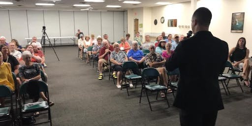CD8 Republican & Independent Voter Town Hall in Sun City West