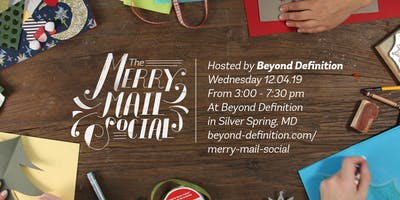 Merry Mail Social 2019